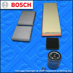 SERVICE-KIT-for-CITROEN-DS3-1-2-THP-110-BOSCH-OIL-AIR-CABIN-FILTERS-2014-2015