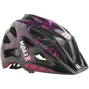 Kali Protectives Avana Mountain Bike Mtb Helmet Grunge Violet XS/S 50-54cm New