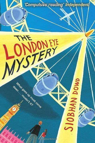 The London Eye Mystery By Siobhan Dowd. 9780552572316