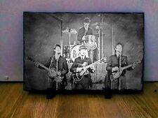 "4 The Beatles Dibujo Arte Retrato Recuerdos Del Rock pizarra 12x8"" rara 4 The Beatles Dibujo Arte Retrato Recuerdos Del Rock pizarra 12x8"" rara   Autografiadosigned8x10Photo"