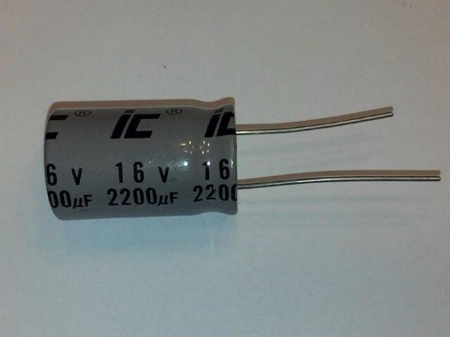 20 x 47uf 100 Volt 85 Deg  Radial Electrolytic Capacitor US seller