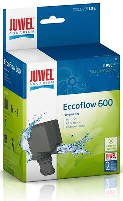 JUWEL Pompa per Acquari Filtro Eccoflow 600 Kit Resa oraria litri 600 ecco flow