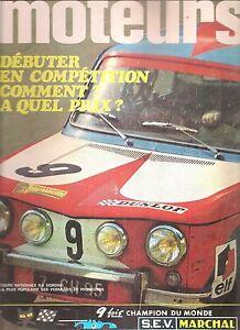 Moteurs 74 1969 24h Du Mans Indy 500 Ford Capri 1500 1700 2300 Gp Hollande Franc Magasin En Ligne