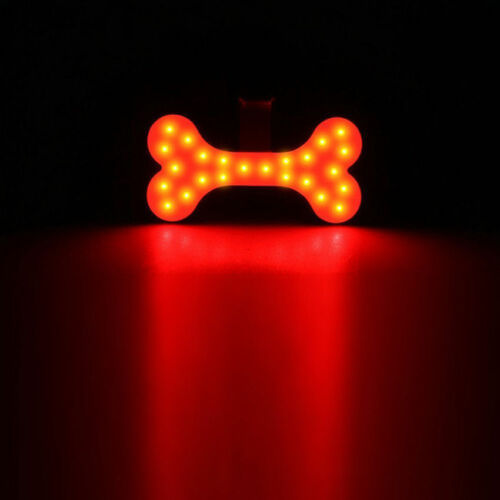 LED USB Rechargeable Bike Rear Light Tail Lamp Waterproof Warning Safety SS0676