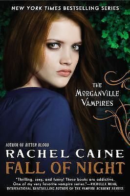NEW Fall of Night The Morganville Vampires Series 14 by Rachel Caine Hardcover