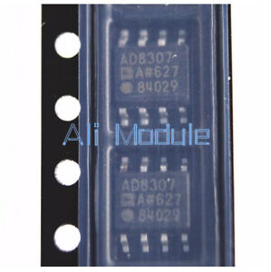 10PCS LOGARITHMIC AMP IC ANALOG DEVICES SOP-8 AD8307ARZ AD8307AR AD8307A AD8307