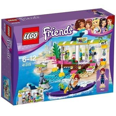 lego friends dyrehospital