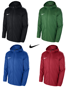 Nike-Lightweight-Zip-Rain-Jacket-Waterproof-Coat-Top-Hooded-Hoodie-Wind-Stopper