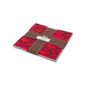 Robert-Kaufman-Imaginings-10-034-Fabric-Quilting-Squares-Layer-TEN-722-42-B07