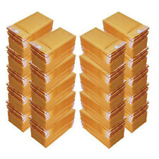 500 Pcs 000 4x8 Kraft Paper Bubble Padded Envelopes Mailers Shipping Case 4x8