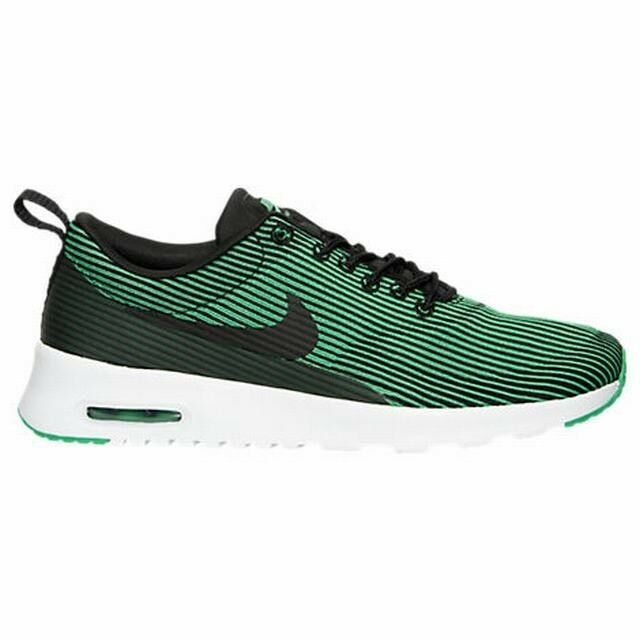 femmes Nike Air Max Thea KJCRD Noir Spring Leaf running training 718646-005