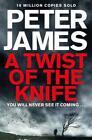A Twist of the Knife von Peter James (2015, Taschenbuch)