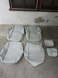 BMW-E34-540-535-525-COMFORT-SEAT-KIT-GERMAN-VINYL-UPHOLSTERY-KITS-NEW