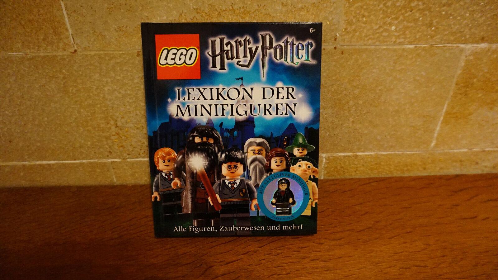 Lego Harry Potter Lexikon der Minifiguren