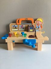 Superb Bob The Builder Workbench With Tools For Sale Online Ebay Gmtry Best Dining Table And Chair Ideas Images Gmtryco