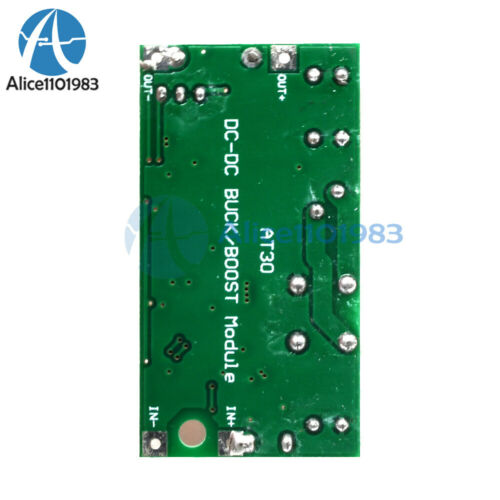 Step up down Power Supply Converter Buck Boost 0.5-30V 30W AT30 Replace XL6009