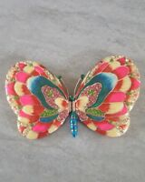 Butler and Wilson crystal butterfly compact.  Stunning