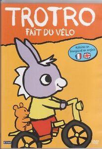 Dvd Trotro Fait Du Velo Dessin Anime Enfant Ebay