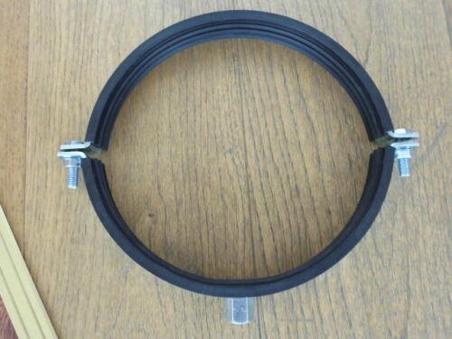 Rohrschelle 193-200 mm M8//10 Gewinde Rohrhalter Rohrbefestigung schwer Neu L