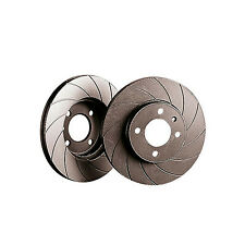 KBD1230 Black Diamond Front G12 Grooved Brake Discs
