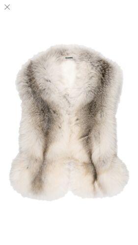 Jil Sander Coyote Fur Stole
