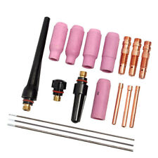 TIG accessory kit for 17,18 or 26 torches AK-3 10N 13 pieces