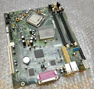 Dell-Optiplex-520-SFF-Socket-775-Motherboard-complete-with-CPU-0UT806-UT806