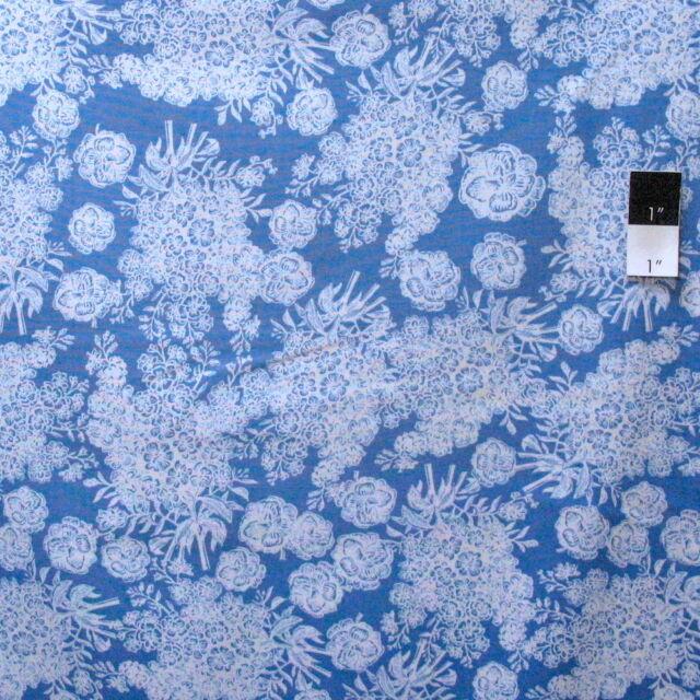 Rose Water Free Spirit Priced Per Yard Blue Tina Givens Texture