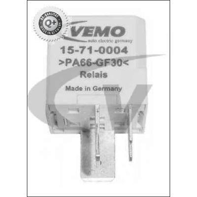 Relais Kraftstoffpumpe Q Vemo V15-71-00 Erstausrüsterqualität MADE IN GERMANY