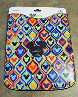 Disney Parks Color Fusion Mickey Ipad / Ipad 2 Tablet Case Sleeve