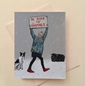 Goodheart-Animal-Sanctuaries-Charity-Christmas-Cards-Pack-of-8-with-envelopes