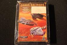 Games Workshop WARHAMMER Screamers di Tzeentch NUOVO con scatola nuovo in scatola Fantasy metallo fuori catalogo