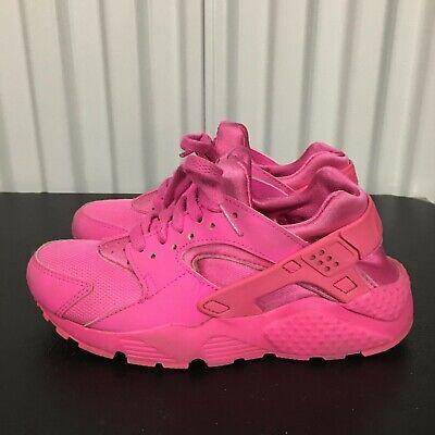Nike Huarache Run Laser Fuchsia 654275