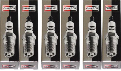 CHAMPION Spark Plugs re14plp5 01-07 CARAVAN 01-10 Grand Carnival 01-03 VOYAGER