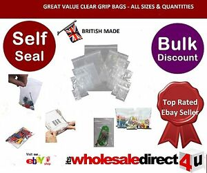 039-CLEAR-039-PVC-GRIP-SEAL-BAGS-All-Sizes-Available-Great-value-amp-Quality-7