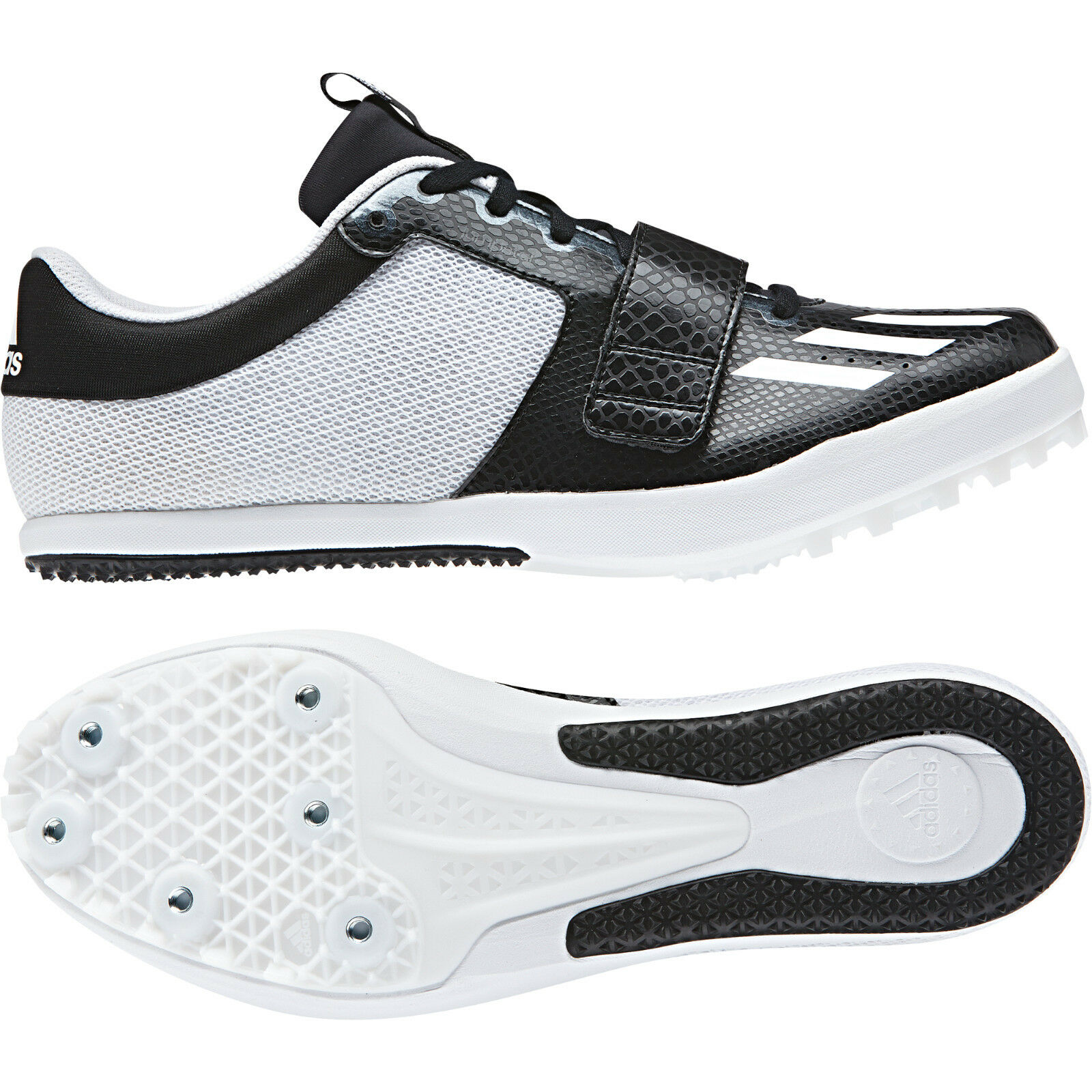 quality design 94ac5 44d49 Adidas Men schuhe Spikes Training Jumpstar Running Track Trainers New New  New BB6686 375ae4