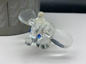 Swarovski-Figurine-Dumbo-de-1993-Env-8-5-Cm-Emballage-amp-Certificat-Haut