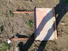 Kilbros Center Dump Gravity Wagon Sliding Door Tag 893