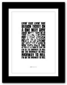 AC-DC-Highway-to-Hell-typography-quote-poster-art-limited-edition-print-4