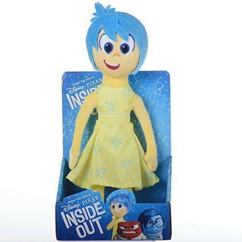 "New 23062 Inside Out Disney Pixar Movie 10/"" Plush Soft Toy Joy"