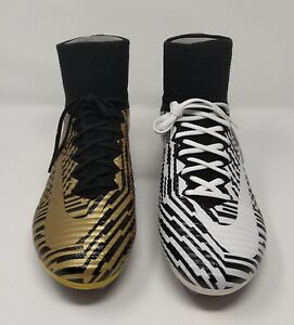 new styles 0143c fe26b Image is loading Nike-Mercurial-SuperFly-V-Nike-ID-TIGER-ZEBRA-