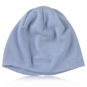 6a7e2682483 Hilly Lite Mens Womens Unisex Blue Running Sports Warm Beanie Hat ...