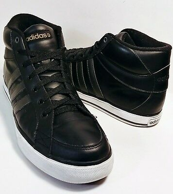 2009 Adidas x David Beckham High-Top Sneakers Black G30608 Men s Size 11.5 9ae546c01
