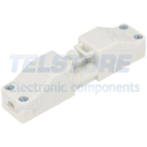 E 1pcs PX0685 Connettore di alimentazione AC IEC 60320 C14 spina 10A BULGIN