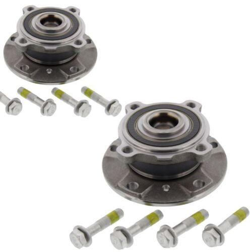 For BMW 5 Series E60 E61 2003-2010 Front Wheel Bearing Kits Pair