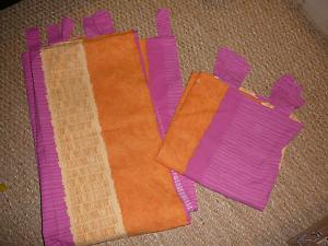 Lot-2-rideaux-rose-jaune-orange-pattes-coton-made-in-France