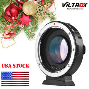 Viltrox-EF-M2II-Auto-Focus-Reducer-Speed-Booster-Adapter-for-Canon-Lens-to-M4-3