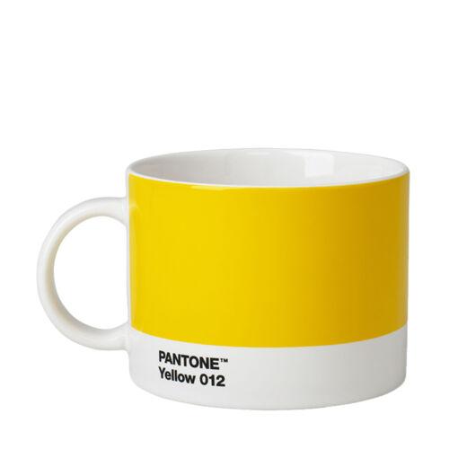 Room Copenhagen Pantone Teetasse yellow 012 yellow 012 ø 10,4 cm h 8 cm