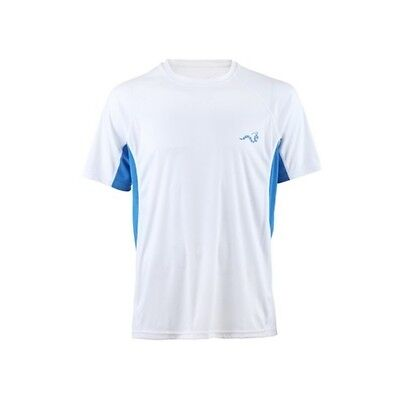 with moisture extreme technology Woodworm MXT Red Training T-Shirt