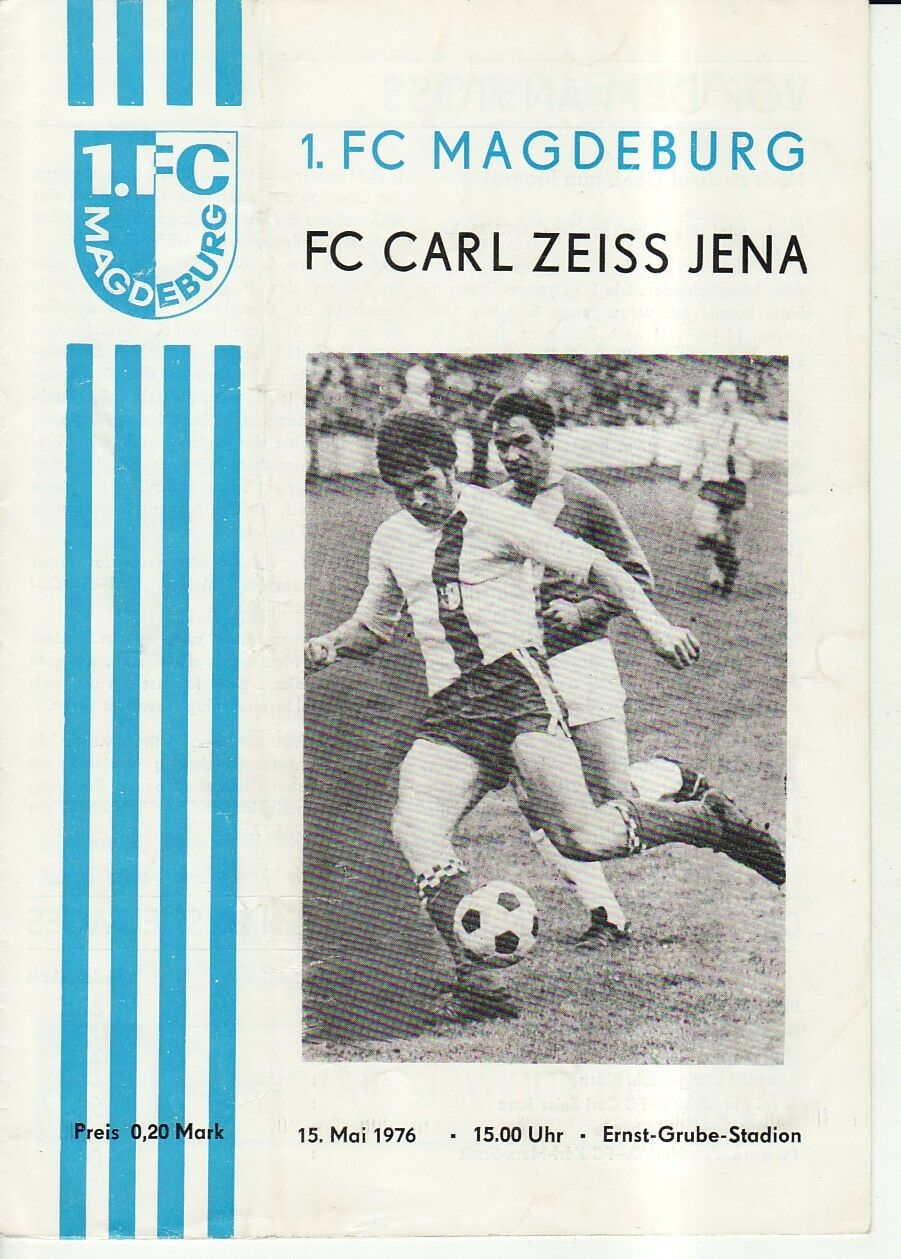 OL 75/76 Zeiss 1. FC Magdeburg - FC Carl Zeiss 75/76 Jena 4e1ea5